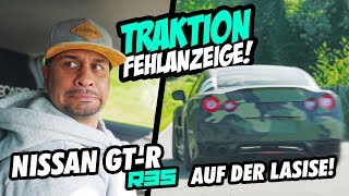 JP Performance - Missing traction! | Nissan GT-R R35 (alt) auf der LASISE