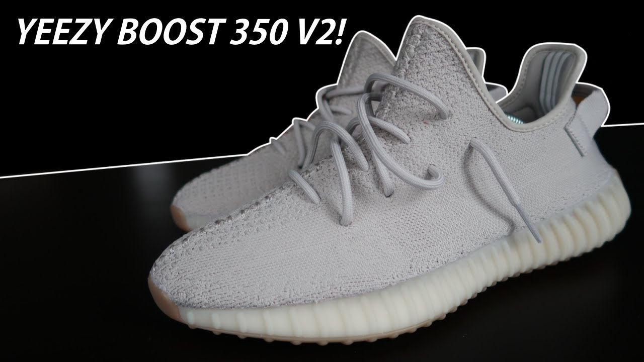 f0576f4e 3 WAYS TO LACE YOUR YEEZY 350 V2's - YouTube
