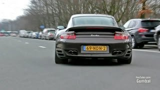 Porsche 997 Turbo w/ TechArt Stage 2 Exhaust System!