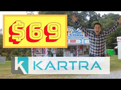 Kartra Monthly Pricing | $69 For EVERYTHING!