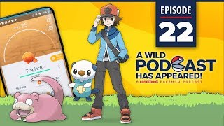 A WILD PODCAST HAS APPEARED: Episode 22 – Pokemon Sword &  Shield Theories