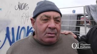 Bari, la crisi dei pescatori: