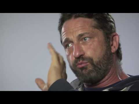 Gerard Butler I My Story From Unleash the Power Within