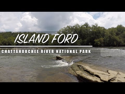 ISLAND FORD - Chattahoochee River National Park - BEST PLACES TO HIKE IN GEORGIA