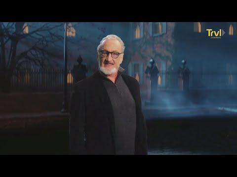 Trailer for Travel Channel's True Terror with Robert Englund
