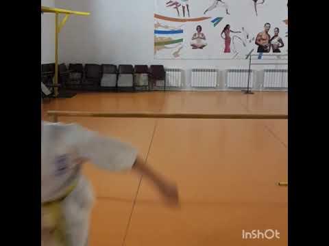 Тренировки по каратэ. Школа братьев Алексанян.