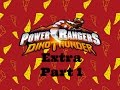 Let's Play: Power Rangers Dino Thunder Extra Part 1