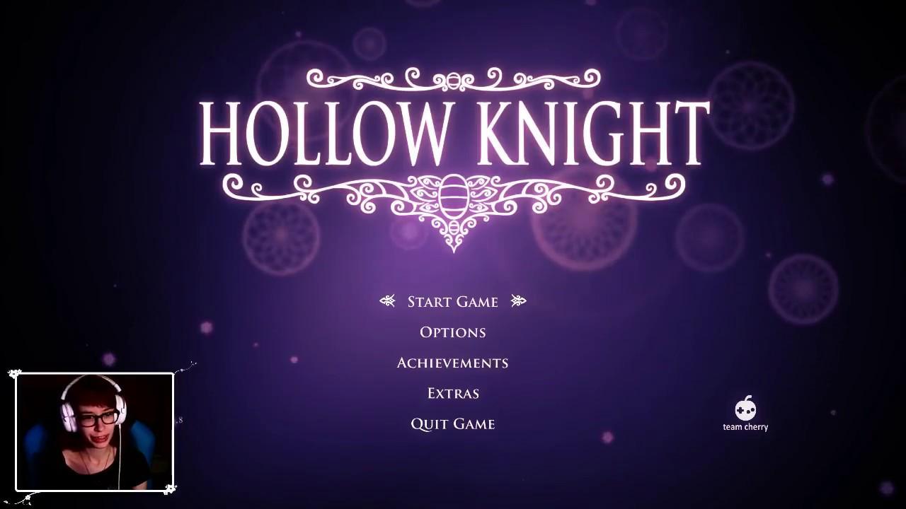 """[Archiwum] Live – Hollow Knight (1) – [1/2] – """"Jeżyny czy kwiatki?"""""""