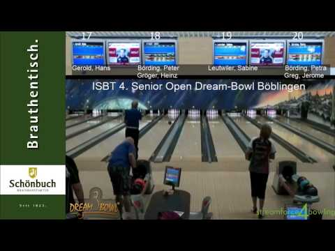 ISBT - Senior Open Böblingen | Squad 9 (Livestream)