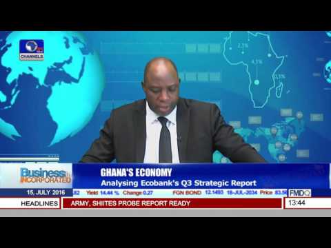 Business Incorporated: Analysing Ghana's Economy With Gaimin Monyane