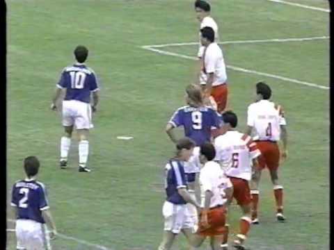 Xitoy (2) - O'zbekiston (4) - Osiyo o'yinlari finali (1994-yil)