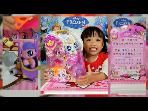 BFF Best Furry Friends Toy Unboxing
