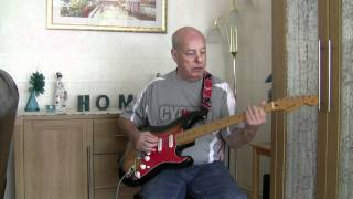 Hippy Hippy Shake-John Mason guitarist from Treherbert Rhondda,South Wales.mp4