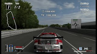 Gran Turismo 4 - Nissan MOTUL PITWORK Z (JGTC) '04 Hybrid PS2 Gameplay HD