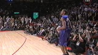 Andre iguodala - 2006 nba slam dunk contest (runner-up)
