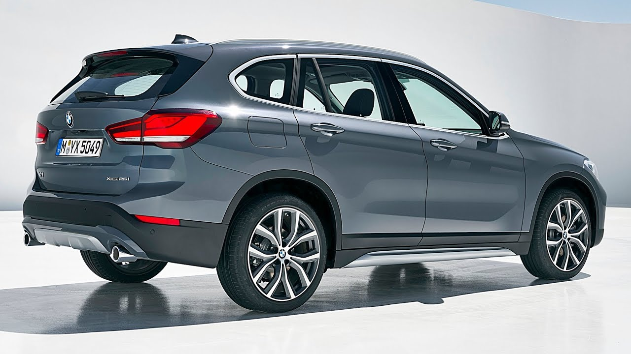2020 Bmw X1 First Look Youtube