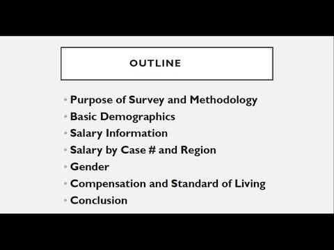 Oregon Wine Industry Salary Survey Webinar