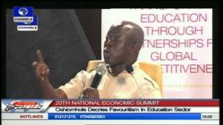 Oshiomhole, Adelabu Urge State Leaders To Spearhead Education Development
