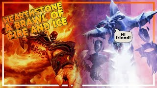 Hearthstone Tavern Brawl: A Brawl Of Fire And Ice!