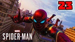 Spider-Man PL (23) - KONIEC GRY! [PS4 PRO] | 4K | Vertez