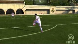 FIFA 11 - Mesut Ozil Game Face - XBOX 360
