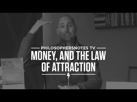ATTRACTION LAW AND THE MONEY OF