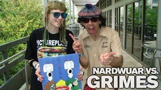 Nardwuar vs. Grimes