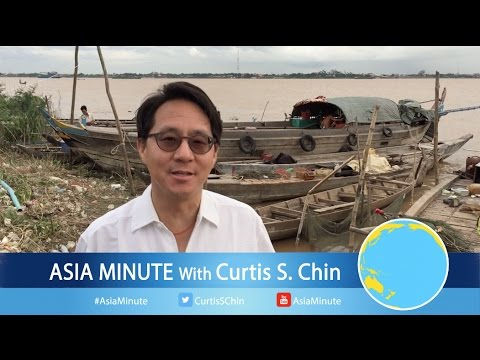 Asia Minute with Curtis S. Chin (Ep. 3: Mekong Blues)