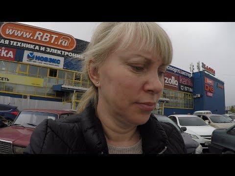Обзор города Абакана (Хакасия)/Центральные улицы из окна авто/Жрун/Бла бла