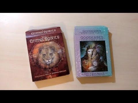 Goddesses Knowledge Cards