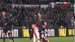 Video Gol Pertandingan Feyenoord vs AS Roma