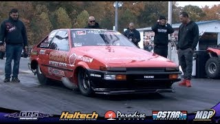 El Humilde - 5.91 @ 242 MPH ! New Modified Import World Record !!