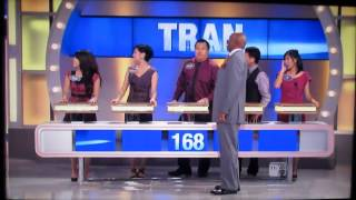 Family Feud - BEST EPISODE EVER - Tran Family