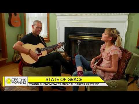 Grace VanderWaal - Full CBS Interview Podcast (no video) March 30 2018