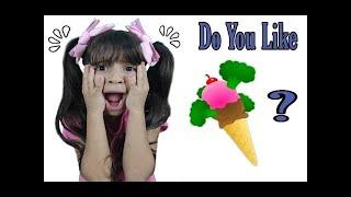 Do You Like Broccoli Ice Cream? with Julia Antenada