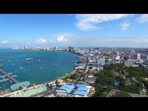 Pattaya, Thailand 4k