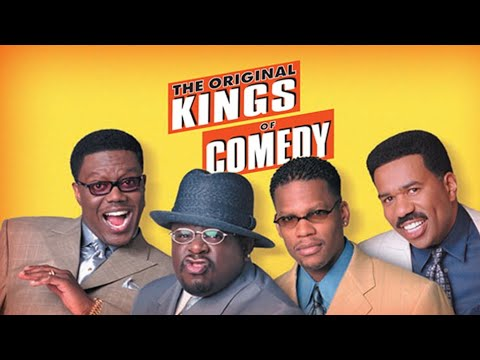 The Original Kings of Comedy FULL MOVIE