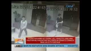 Actual Video of Vhong Navarro CCTV Footage Released By NBI Pt. 1