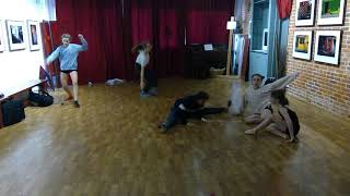 Travelers Dance Intensive Sr July 18, 2018