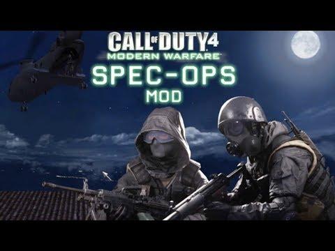 Новые Спецоперации в Call Of Duty: Modern Warfare