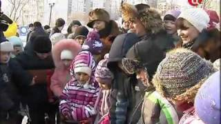 ТВЦ, программа ''Деловая Москва'' (14 02 2012 14:45) о КРОСТе