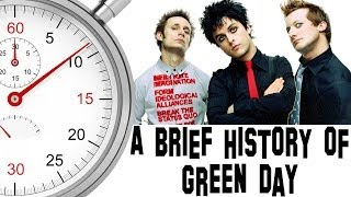 A Brief History Of Green Day (Feat. Jon Carlin)