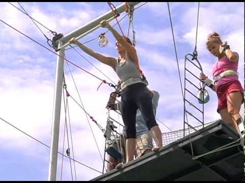 Diana Paschal Trapeze flyer