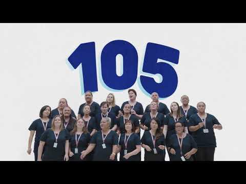 New Zealand Police 105 - 15' version