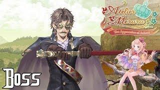 「Atelier Meruru: The Apprentice of Arland」 Boss Fight ☆Masked G☆ (1080p)