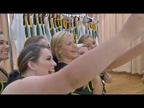 Yulee cheerleaders surprised with new uniforms