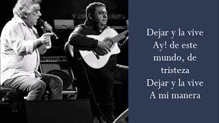 A Mi Manera - Gipsy Kings - (Lyrics)