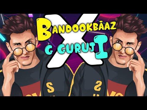 Pubg Pro Bandookbaaz become my Coach in Pubg Mobile KR - G Guruji X Bandookbaaz
