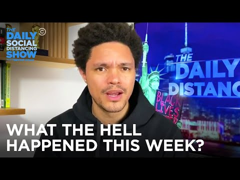 What the Hell Happened This Week? - Week of 1/18 | The Daily Social Distancing Show