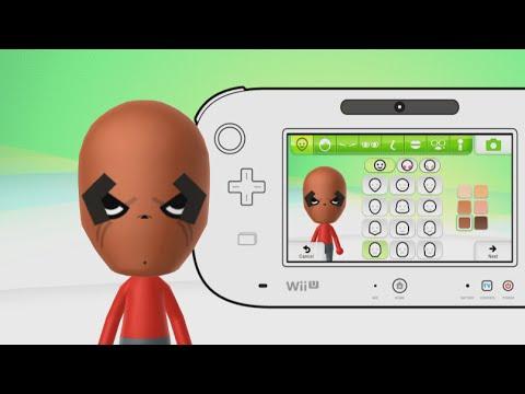 Mii Maker Symbols QR codes  (3ds/WiiU)   FunnyCat TV